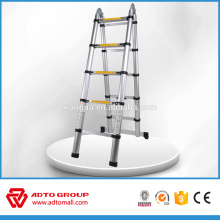Magic telescopic ladder,4.4m telescopic ladder,multipurpose telescopic ladder
