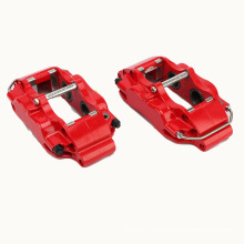 Modified racing brake system WT5200 4-pot big brake caliper for BMW F30 320d car  CP5200 Family - 152mm Mounting Centres - 16.8mm thick pad