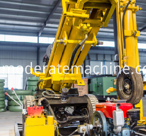 KQZ200D water well drilling rig 007