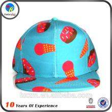 high quality printing snapback hats/cartoon snapbacks