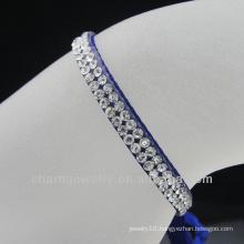 2013 costume jewelry ribbon bracelets