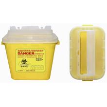 Plastic Medical 10.0L Sharp Container