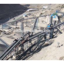 Canvas belt Casting industrial use rubber belt Heat resistant conveyor belts