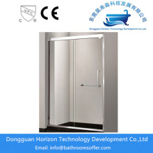Bathtub shower doors small shower stalls