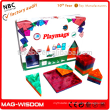 Playmags Neue Magnetic Construction Bausteine 32er Set