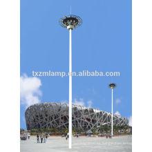 Luz del alto mástil de los 15m 250w del equipo de iluminación de tianxiang co, .ltd hecho en yangzhou