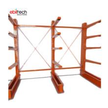 Storage Shelf Rack Easy Install Cantilever Racking System