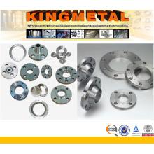 Bride de montage en acier allié de l'acier allié A182 F12