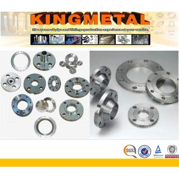 Brida de montaje de tubería de acero de aleación A182 F12 de aleación de acero