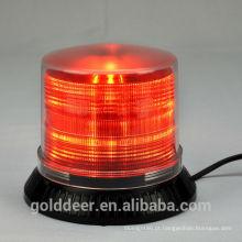 9 ~ 30V vermelho Led farol de emergência luz estroboscópica