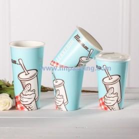 20oz Cold Paper Cup
