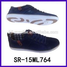 Art und Weise beiläufige Männer flache Schuhe Mens flache Sohle Schuhe flache Schuhe