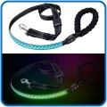 New Rechargeable RGB Led Rainbow Dog Leash