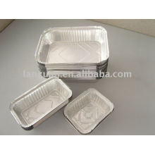 rectangle-food foil container