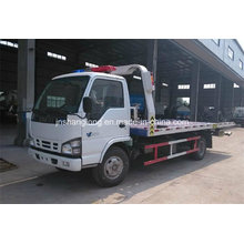China 4*2 Road Wrecker 5ton Mounted Crane