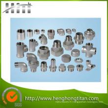 Raccords de tuyaux en acier inoxydable (coude, Ubend, réducteur, Tee, bout de tronçon)