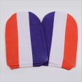 polyester fabric car flag car mirror cover