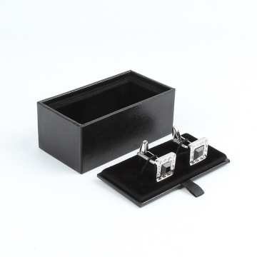 Business Men Cufflink Packaging Jewelry Gift Box