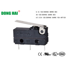Dustproof Mini Type Switch For Cars