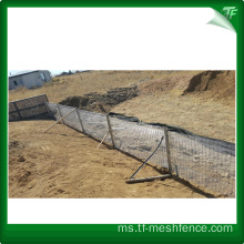 358 Galvanized anti climb fencing