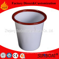 Sunboat White Enamel Cup Milk Cup/Mug Tableware Kitchenware/ Kitchen Appliance