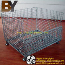 Wire Mesh Containers Storage Cages