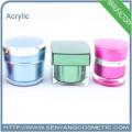 Акриловый косметический дисплей акриловая бутылка