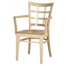 Popular Wooden Restaurant Dining Chair
