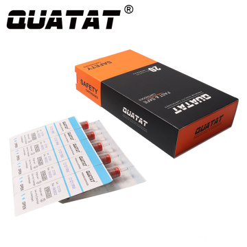High Quality QUATAT disposable tattoo needle cartridge excellent quality