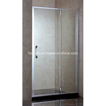 Porte de douche de charnière