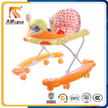 New Model Baby Walker Parts with Music and Flashing Light