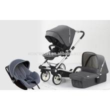 Новая детская коляска 3-в-1