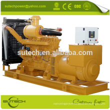 Cheap! SC9D340D2 200kw/250Kva Shangchai Dongfeng diesel generator set