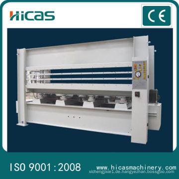 Hydraulische Heißpressmaschine Heiße Presse