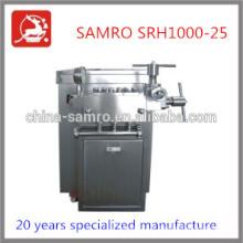 SRH série SRH1000-25 meilleures vente homogénéisateur machine à lait