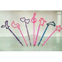 Customized Special Designs Moldling Shape Ball Pen