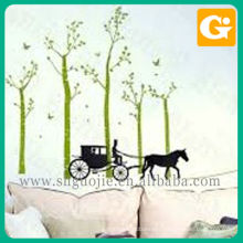 Removable decoration wall stickers
