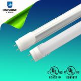 1.2M 18W 120llm/W t8 ul led light tube