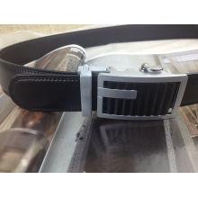Men Ratchet Leather Belt (A5-140709)