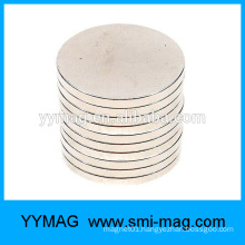D10x2mm Neodymium disc magnet for bag