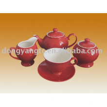 Фабрика прямые оптовые фарфор чайный набор