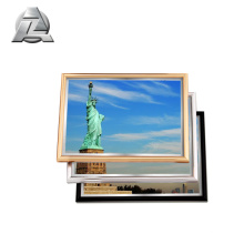 Wall Decor Set 50x70 cm Gold Thin Extruded Making Aluminum Photo Picture Frames
