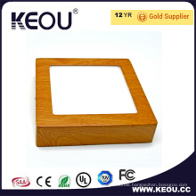 Hot Sale Square LED Panel 24W Ra>80 PF>0.9 Ceiling