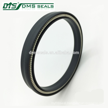 Spring Energized Carbon PTFE Seal for Piston of Excavator