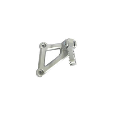 customized precision aluminium alloy die casting assembly