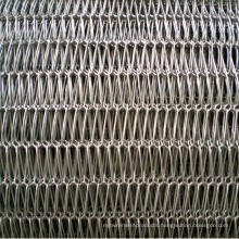 Stainless Steel Side Chain Wire Conveyor Mesh