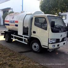 Camion-citerne de remplissage de gaz LPG 5cbm