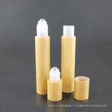 Emballage Rouleau de Bambou en Plastique Spécialisé 15ml. 20ml (NRB16)