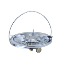 Outdoor Natural Gas Burner