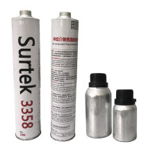 Solvent Free Fast Cure PU (Polyurethane) Windscreen Replacement Adhesive (Surtek 3358)